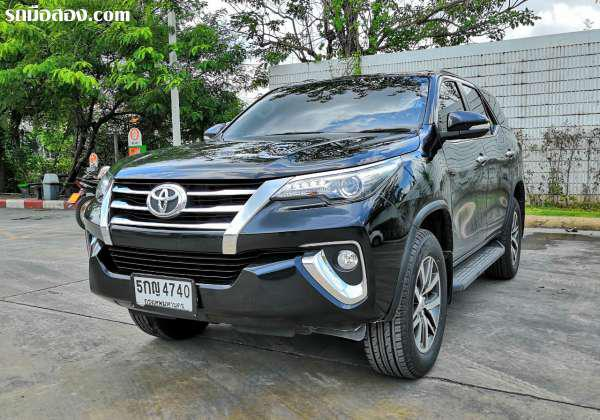 TOYOTA FORTUNER ปี 2016
