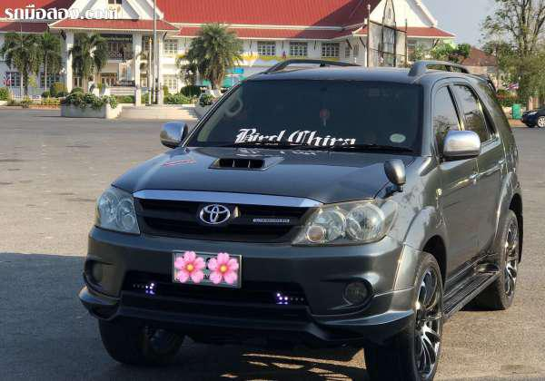 TOYOTA FORTUNER ปี 2005