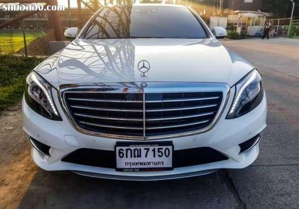 BENZ S-CLASS S500 ปี 2016
