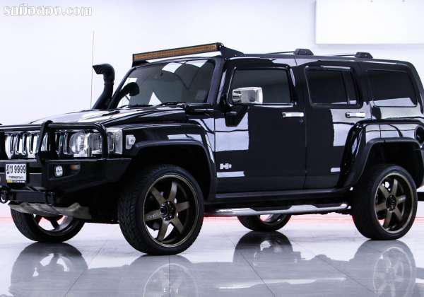 HUMMER H3 ปี 2010