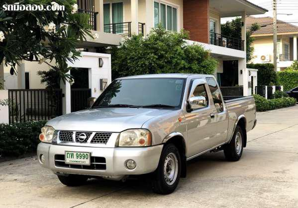 NISSAN FRONTIER ปี 2002