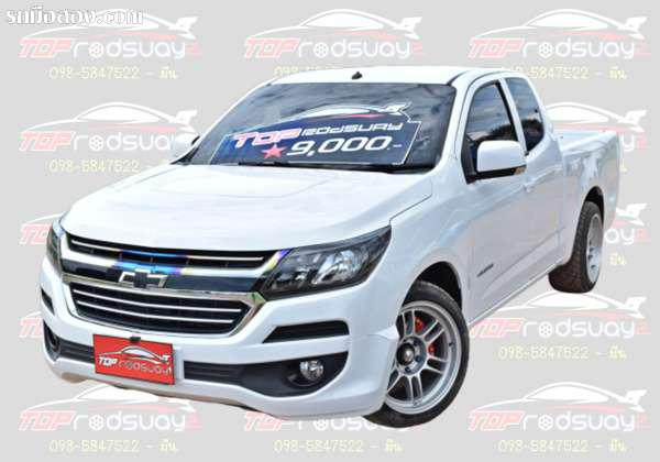 CHEVROLET COLORADO ปี 2018
