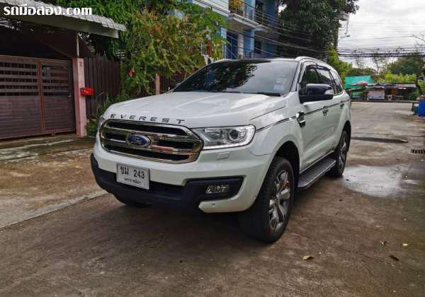 FORD EVEREST ปี 2017