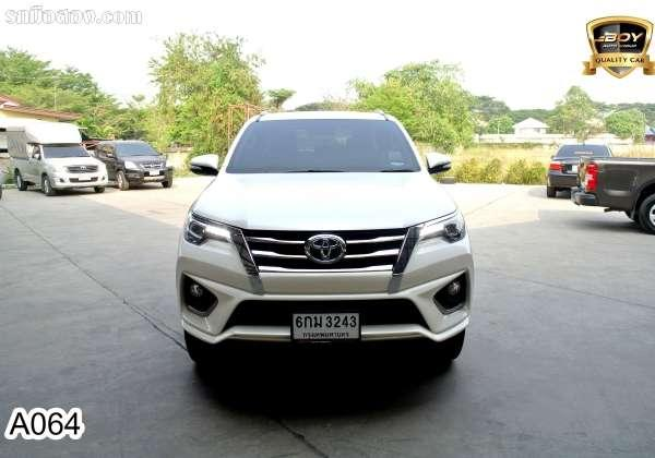 TOYOTA FORTUNER ปี 2017