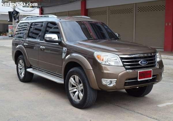 FORD EVEREST ปี 2012