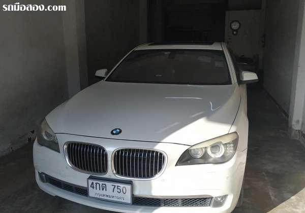 BMW 7 SERIES 750IL ปี 2012