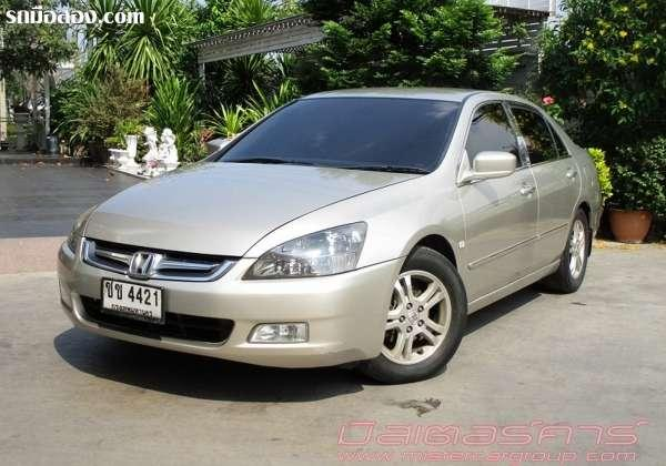 HONDA ACCORD ปี 2006