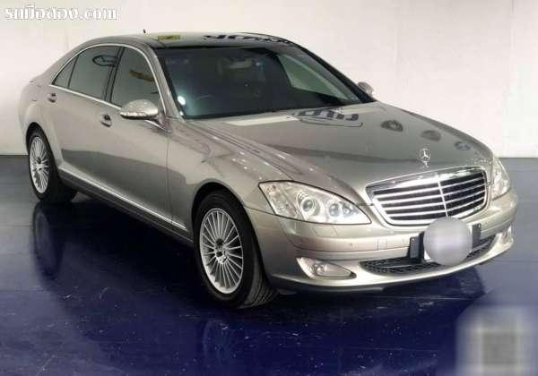 BENZ S-CLASS S320 CDI ปี 2007